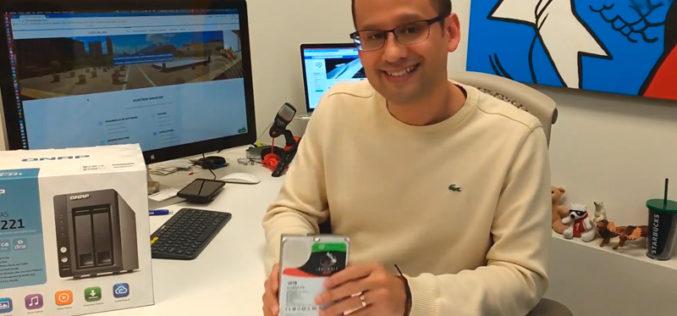 Jorge Ávila, Embajador de Seagate en Latinoamérica