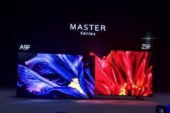 Sony lanza la serie MASTER con dos exclusivos modelos 4K HDR