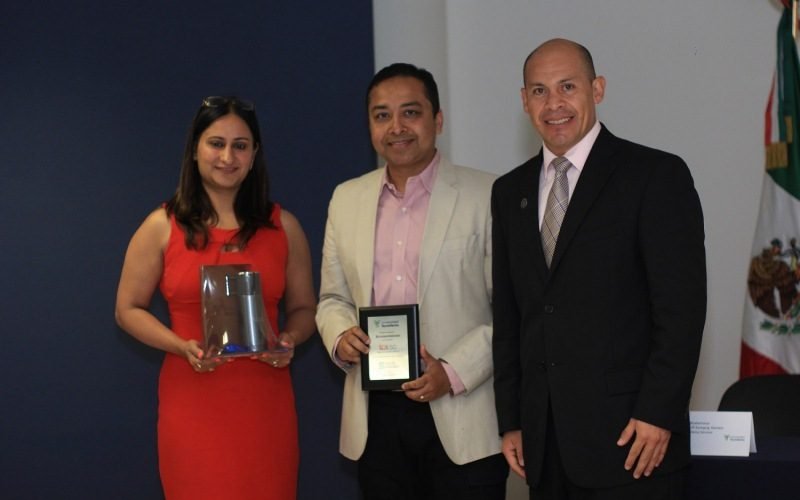 TCS es reconocido por su apoyo al desarrollo del talento universitario en México