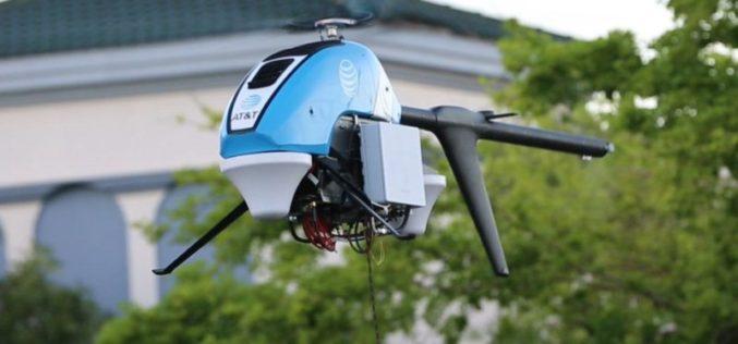 AT&T, Softbox y Merck prueban cargas útiles conectadas y vuelos de Drones para entregar suministros médicos en Puerto Rico