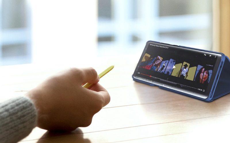 El nuevo y poderoso Galaxy Note9: para quienes lo quieren todo