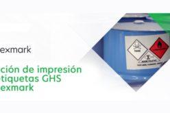 Lexmark entrega tres pasos para imprimir etiquetas GHS de manera flexible e integrada
