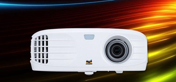 ViewSonic presenta proyectores full HD para experiencias de gaming envolventes en pantalla grande