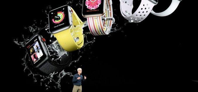 Fanáticos de Apple podrán disfrutar del Apple Watch Series 4