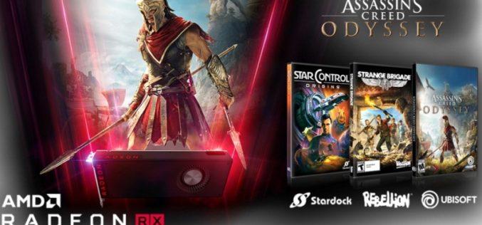 AMD Radeon Graphics impulsa fotogramas fluidos y gráficos magníficos en Star Control: Origins