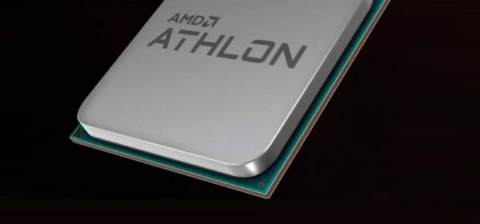 AMD Athlon 200GE disponible para su compra