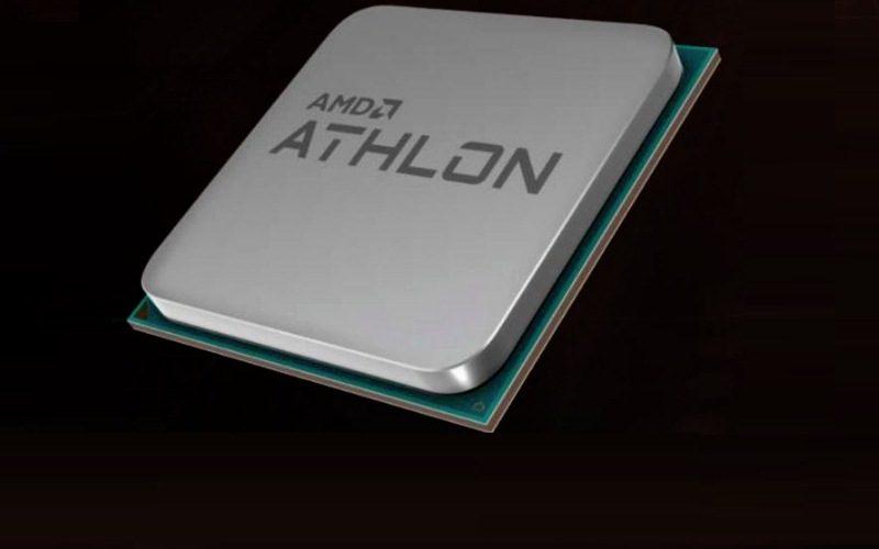 AMD Athlon 200GE disponible para su compra