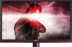 AOC amplía su gama de monitores gaming