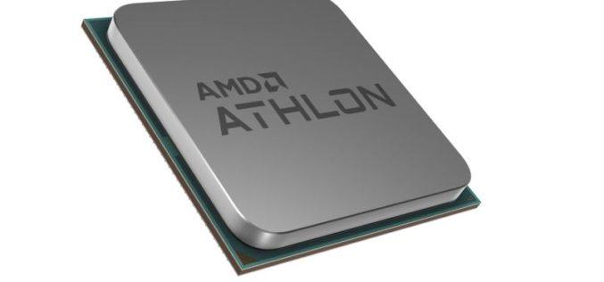 AMD redefine la computación con los nuevos procesadores de escritorio Athlon™