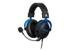 HyperX anuncia sus primeros audífonos de videojuego autorizados para PlayStation®4