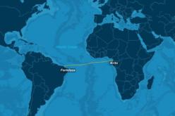 África y América del Sur quedan totalmente conectados a través de una red de fibra óptica submarina
