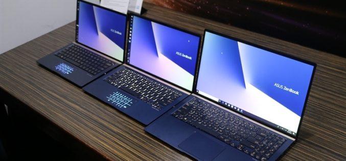ASUS anuncia sus nuevos modelos ZenBook