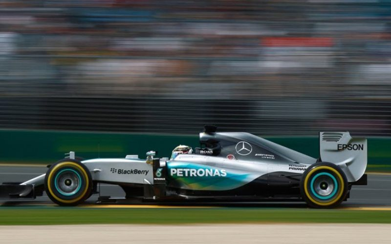 La tecnología de Epson da soporte a la escudería Mercedes-AMG Petronas