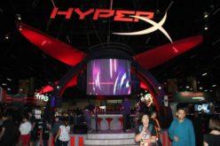 HyperX presente en BGS 2018
