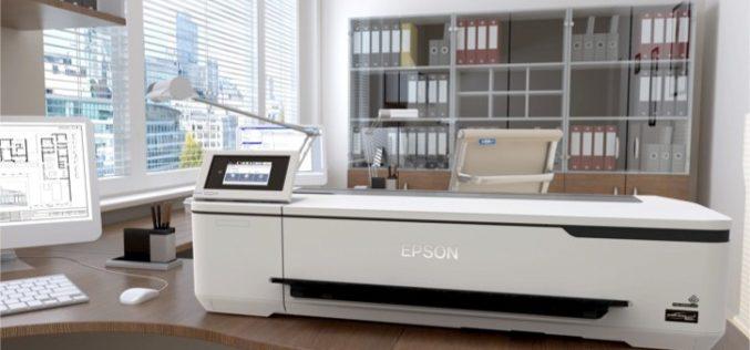 Epson lanza nueva impresora de escritorio para producción gráfica