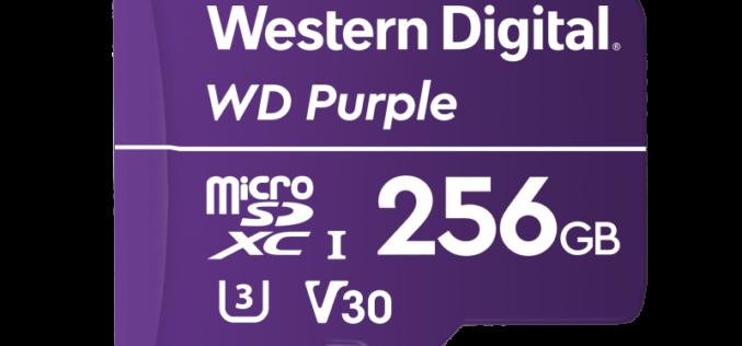 Western Digital amplía su portafolio de análisis y almacenamiento de vigilancia