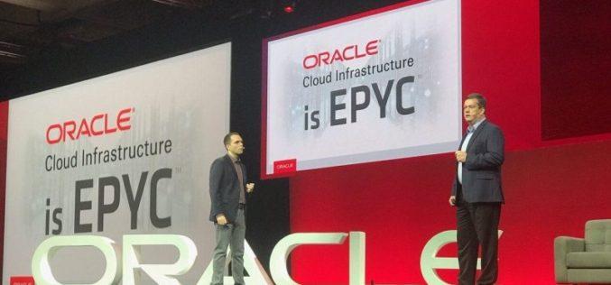 AMD y Oracle colaboran para proporcionar una oferta basada en AMD EPYC™ en la nube