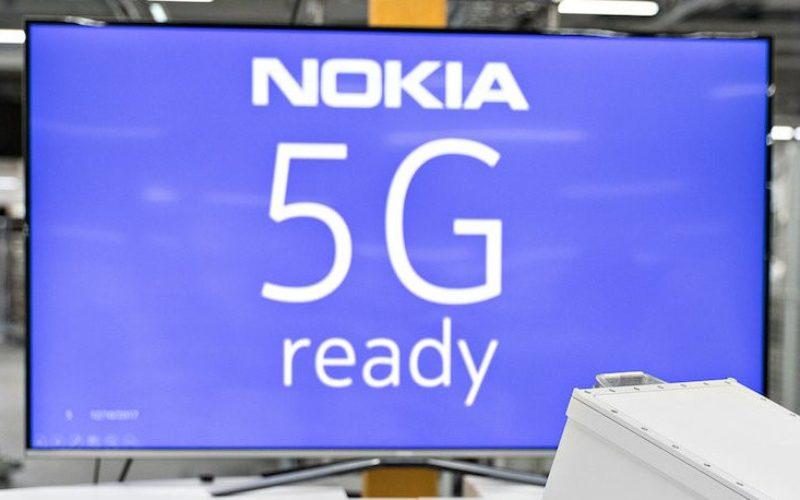 Nokia se concentra en 5G