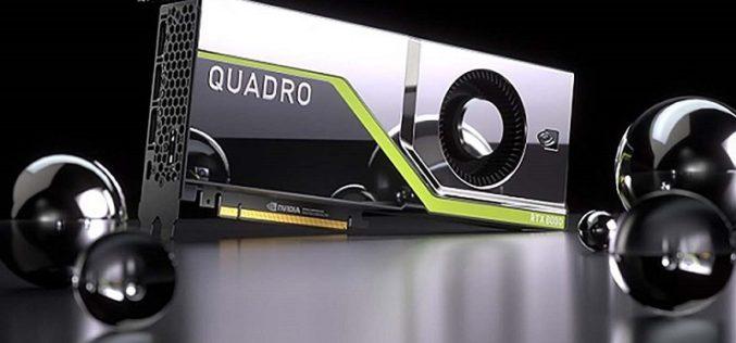 Prepárate para el futuro del diseño: NVIDIA presenta Quadro RTX 4000