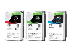Seagate presenta la más avanzada línea de discos duros de 14 TB