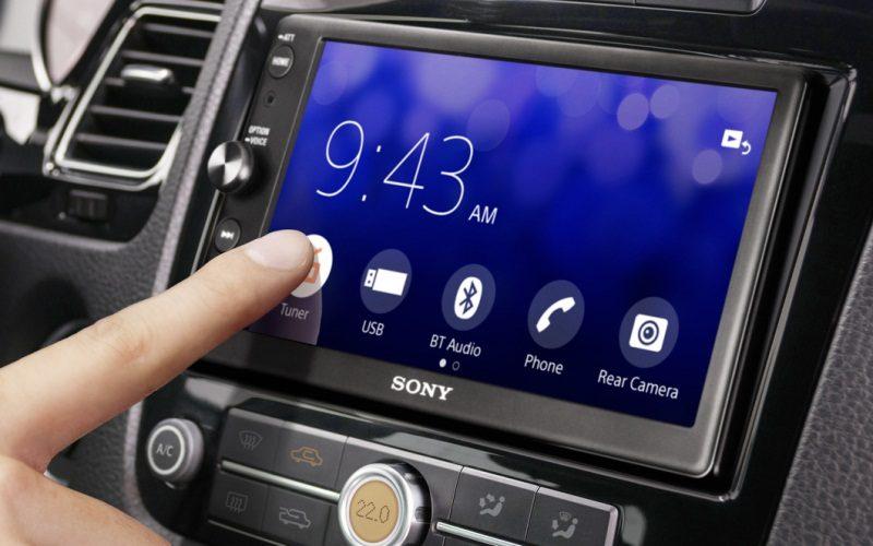 Tecnología segura al volante con la conectividad de Sony