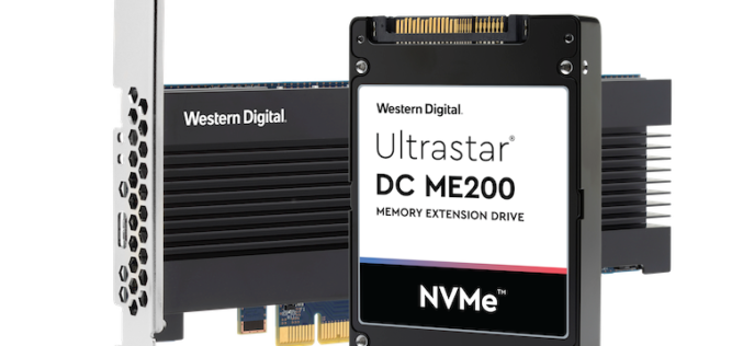 Western Digital ingresa al segmento de cómputo en memoria con la unidad de extensión de memoria Ultrastar®