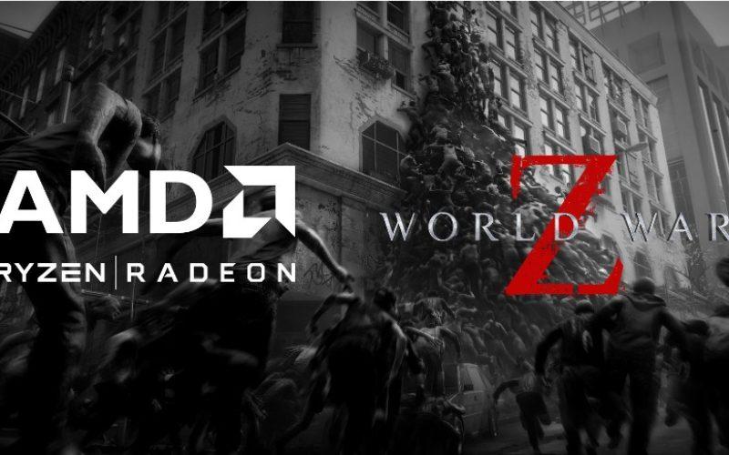 Saber Interactive se alía a AMD para World War Z