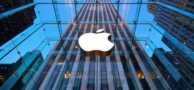 Apple subió en 23% sus ganancias