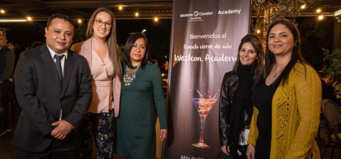 Westcon-Comstor Americas Academy premia a partners de educación