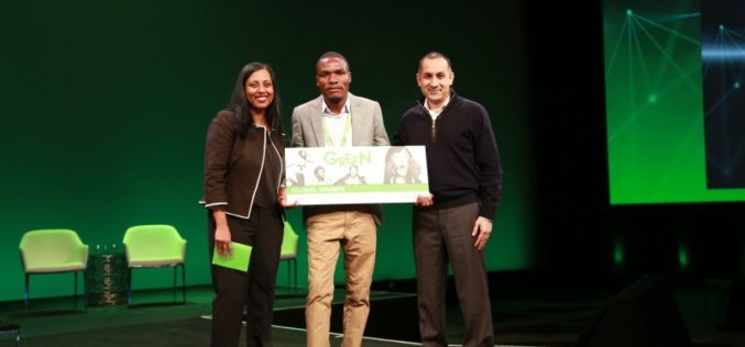 "Organic Photovoltaic Greenhouse Innovation gana la competencia de estudiantes ""Go Greenin the City 2018"" de Schneider Electric"