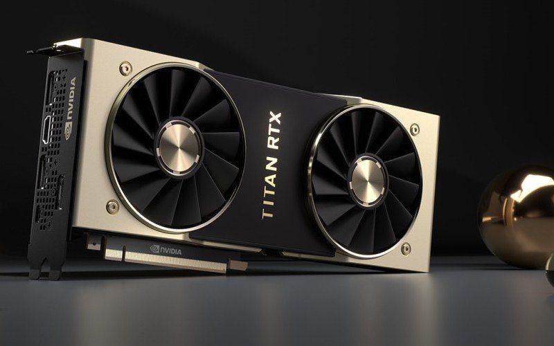 Conoce el Titan RTX GPU de NVIDIA