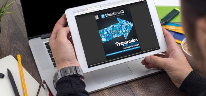 Ponte al día con el CES 2019 y más en GlobalMedia IT Magazine