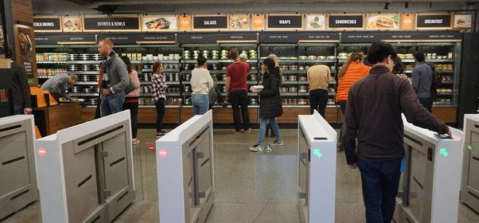 Amazon Go estará en  aeropuertos