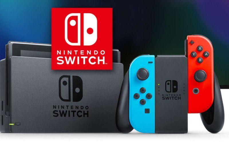 Nintendo Switch: la consola más vendida en Estados Unidos