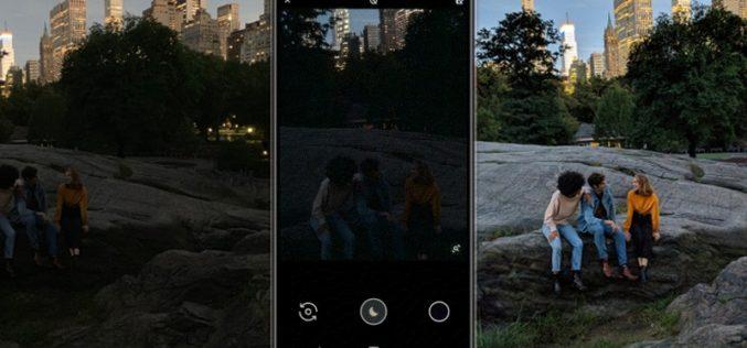 Night Sight en los teléfonos Pixel