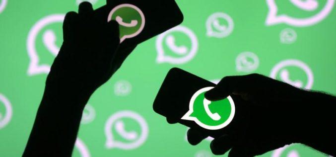 WhatsApp coloca límite para reenvio de mensajes