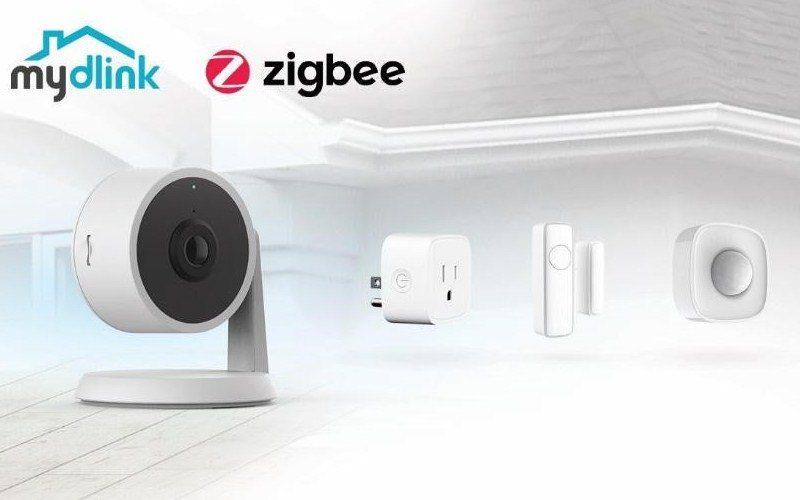 D-Link presenta las últimas soluciones con tecnología Zigbee en CES 2019