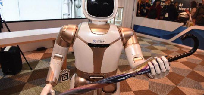 Ya puedes comprar un robot que será tu amigo: Walker